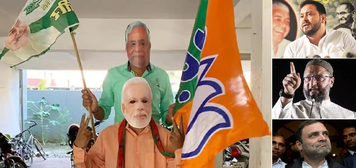 Bihar Election Results – PM Modi remains the only kingmaker as brand Nitish fades