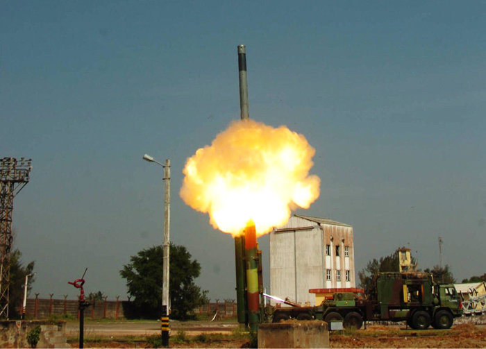 India successfully test-fires land-attack version of Brahmos supersonic missile