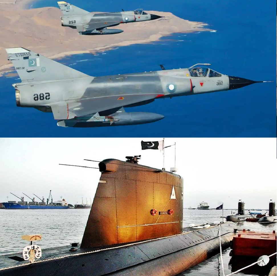 France declines Pakistan's request to upgrade its Mirage fighters and Agosta Submarines