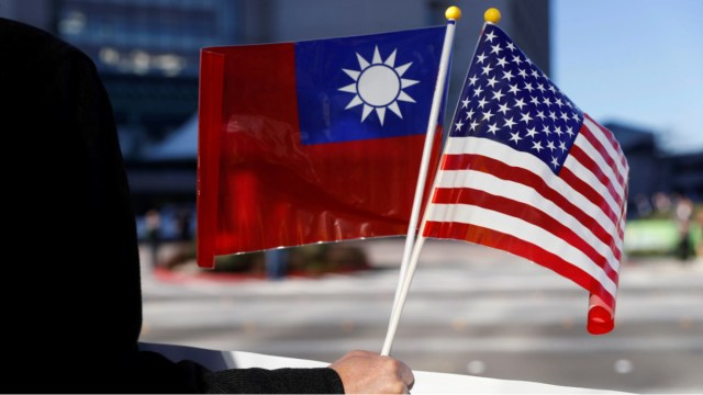 3-day visit of US Admiral to Taiwan rankles China; Vows to make a 'legitimate' and necessary response