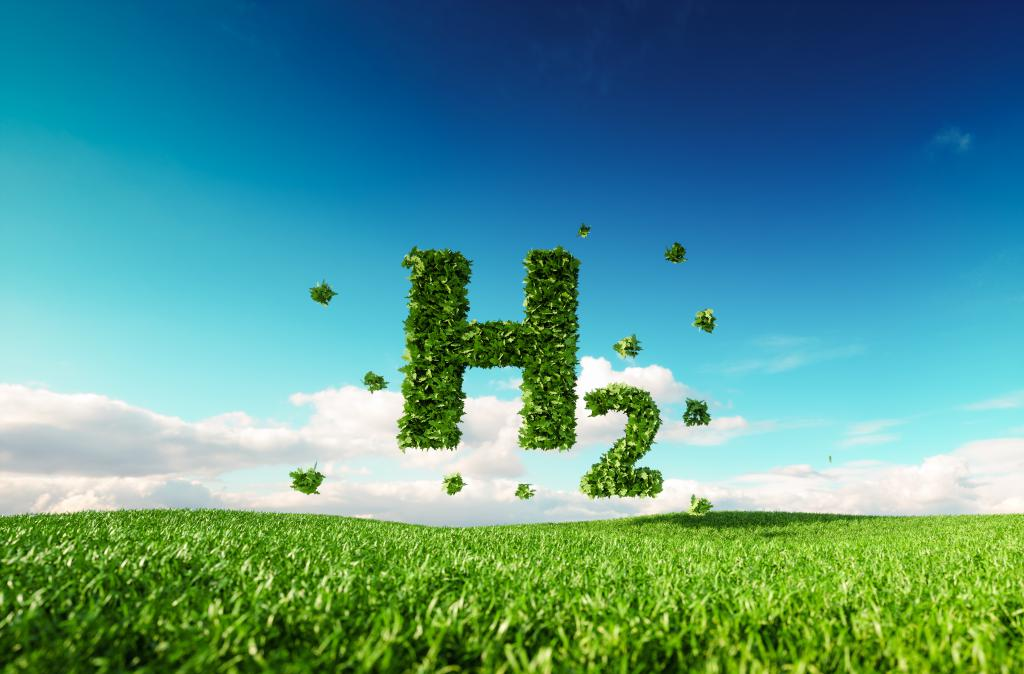What is Green hydrogen touted as the cheapest 'transformative fuel' of the future?