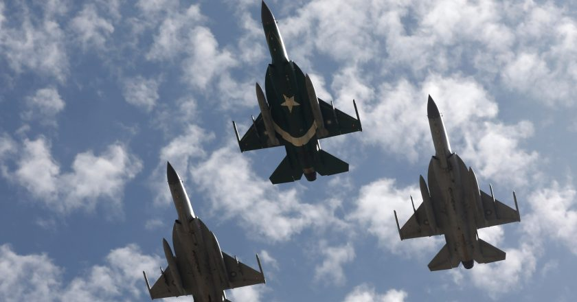 China's doublespeak – Justifies air exercise with Pakistan near Indian border after opposing four-nation 'Malabar exercise' last month