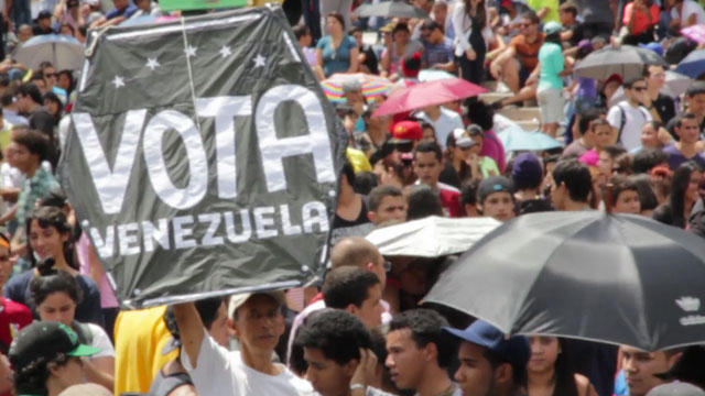 Venezuela votes in parliamentary election amid political crisis