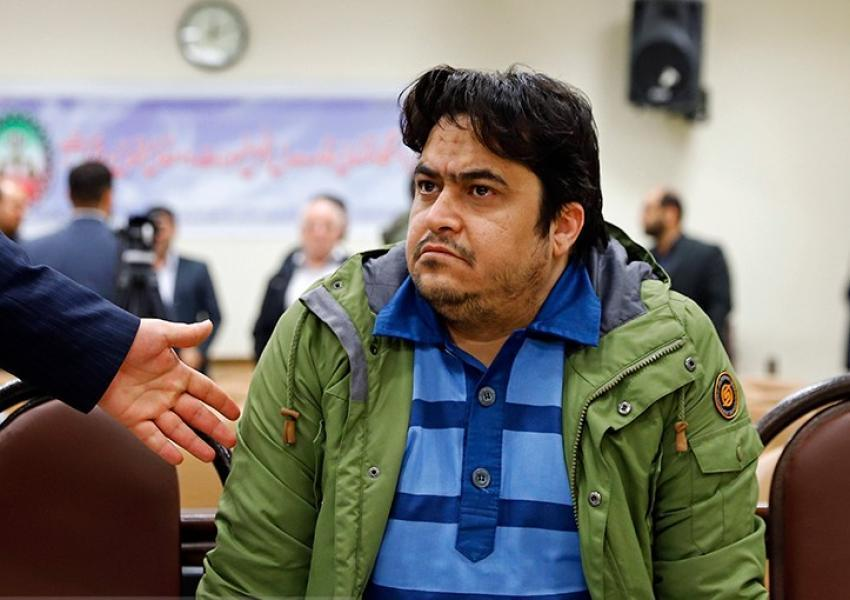 Anti-regime Journalist who exposed Iran's Shiite theocracy and inspired the 2017 uprising hanged in Tehran