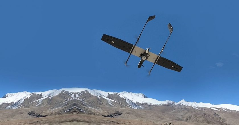 Boost to Make In India – Indian Army signs $20 million contract with Navi Mumbai company ideaForge to procure high-altitude UAVs