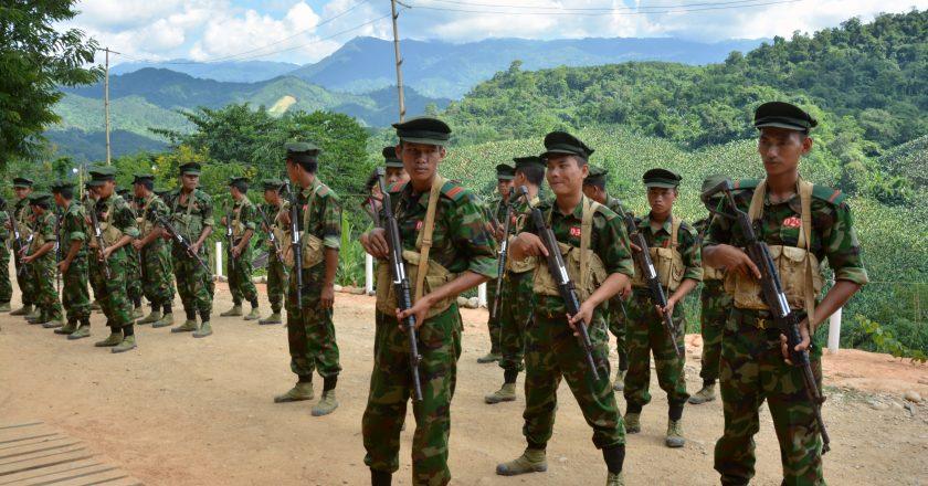 China in Myanmar: Kokang, Debt Trap and Economic Corridor