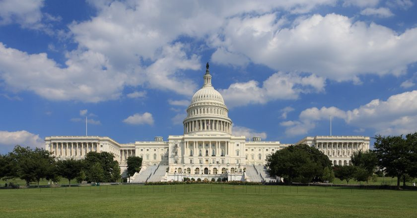 History of attacks on the US Capitol
