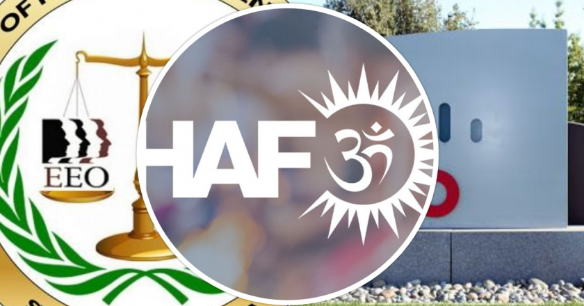 HAF files motion in Santa Clara County Superior Court to intervene in California's case against Cisco Systems for being unconstitutional and violating religious freedom of Hindus