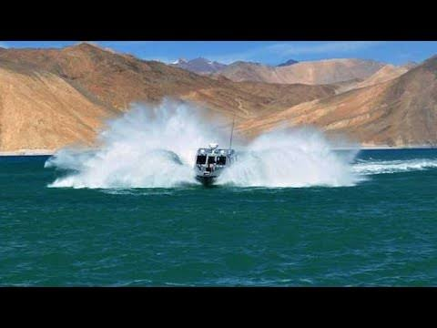 Indian Army fast-tracks order for 12 patrol boats for patrolling Pangong Tso Lake