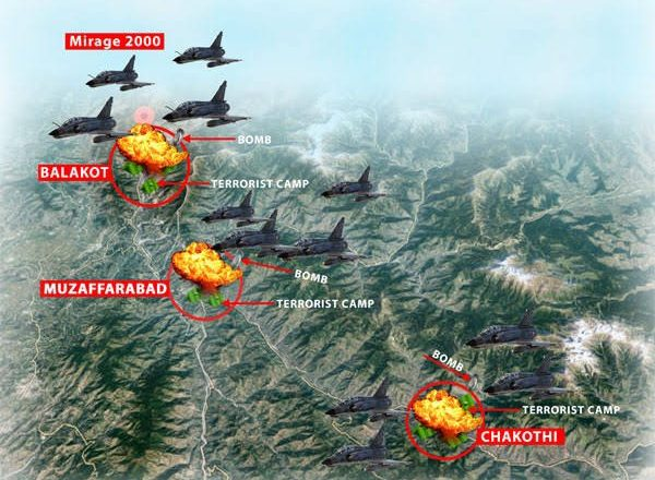 2 years of Balakot Airstrike – The planning, execution and sequence of events you should know