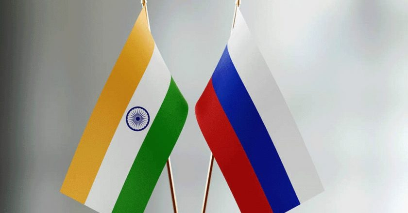 """""""India's Strategic Partnership with Russia strong enough to navigate the complexities of the current world"""", Foreign Secretary Harsh Shringla"""
