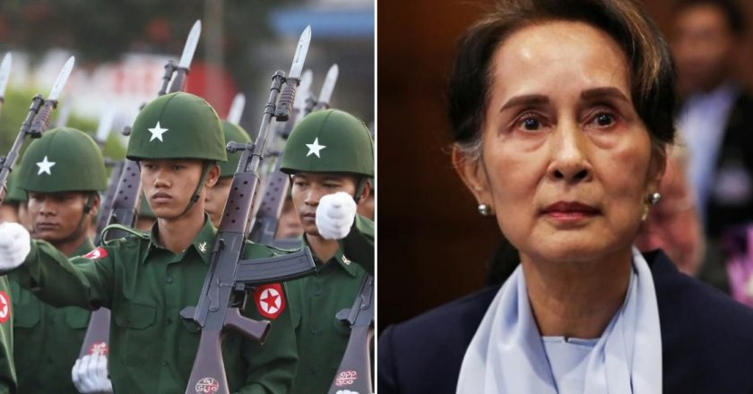 Military coup in Myanmar, Aung San Suu Kyi and other senior politicians detained