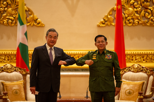 Military Coup in Myanmar: China angle and its effect on India