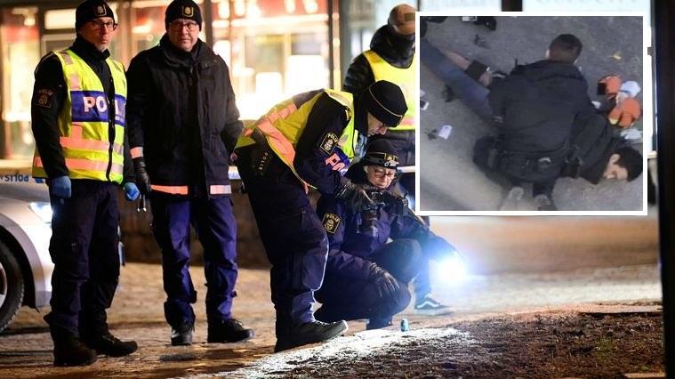 Sweden mass stabbing – Terrorist identified as 'Afghan asylum seeker'
