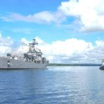 Maritime security in Western Indian Ocean – Indian Navy patrols the region jointly with Madagascar