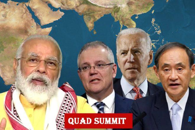 Quad Summit Fact Sheet
