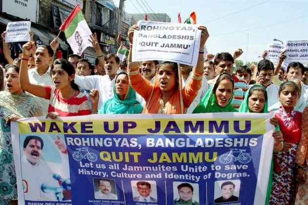 Supreme Court refuses to hear UN Special Rapporteur on Deportation of illegally staying Rohingyas after Jammu & Kashmir objects