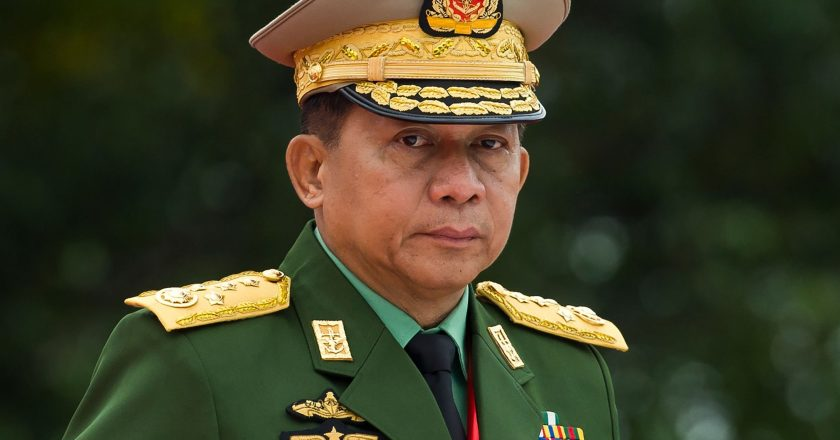 Myanmar: General Hlaing to attend ASEAN summit