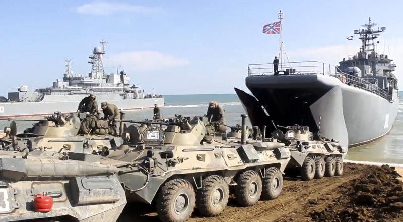 Thaw in US-Russia ties? Russia decides to pull back troops from border with Ukraine