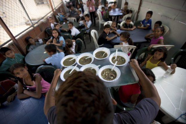 World Food Programme to provide food for school children in Venezuela