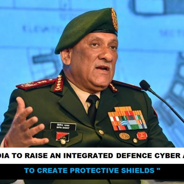 India focusing on cyber defence and working on offensive cyber capabilities to counter cyber threats: CDS General Bipin Rawat