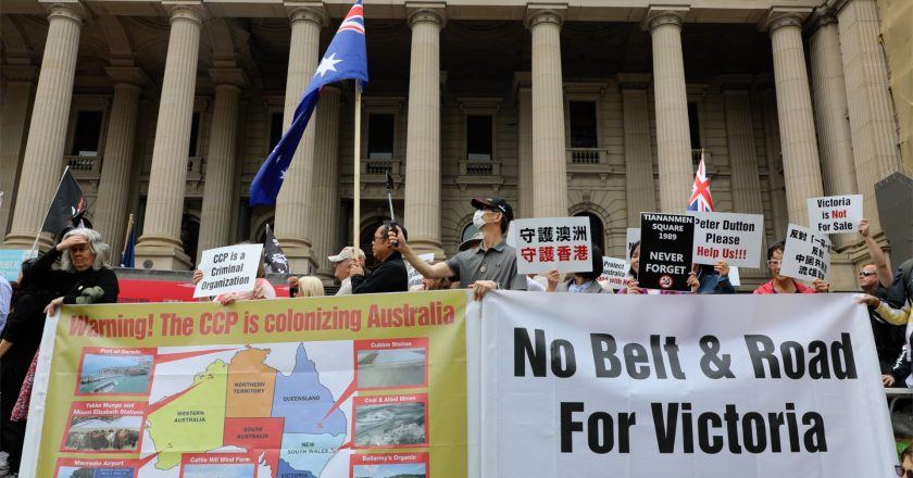 Australia scrapped Victoria's Belt and Road Initiative (BRI) agreement with China. Here's why?