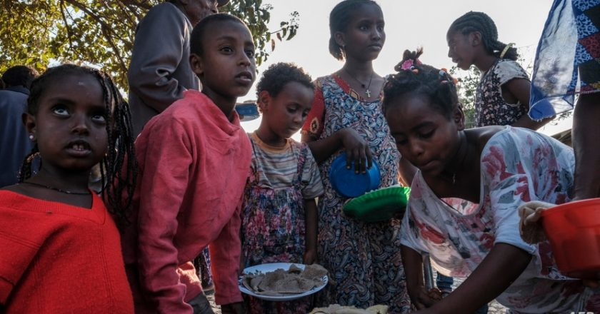 Ethiopia: UNICEF spokesperson highlights the dire condition of children in Tigray