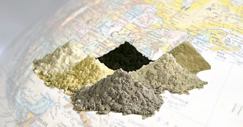 Rare Earth Elements – It's importance and influence on Geo-politics