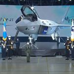 South Korea Unveils Prototype of its First Indigenous Fighter Aircraft KF-21