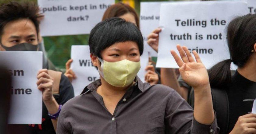 Hong Kong: China now targets media freedom