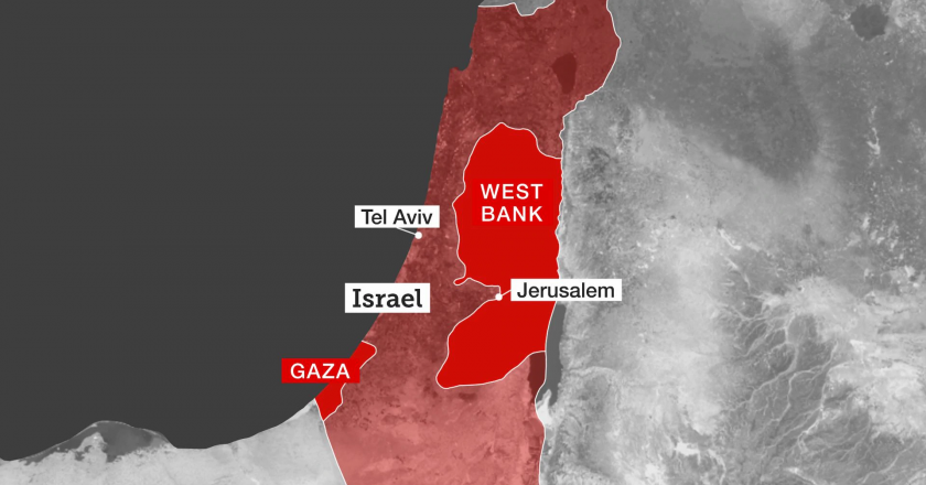 Current and Historical Antecedents of Israel – Palestine Conflict