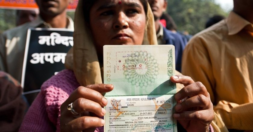Ministry of Home Affairs invites religious minorities from three neighbouring countries who have taken shelter in India to apply for citizenship