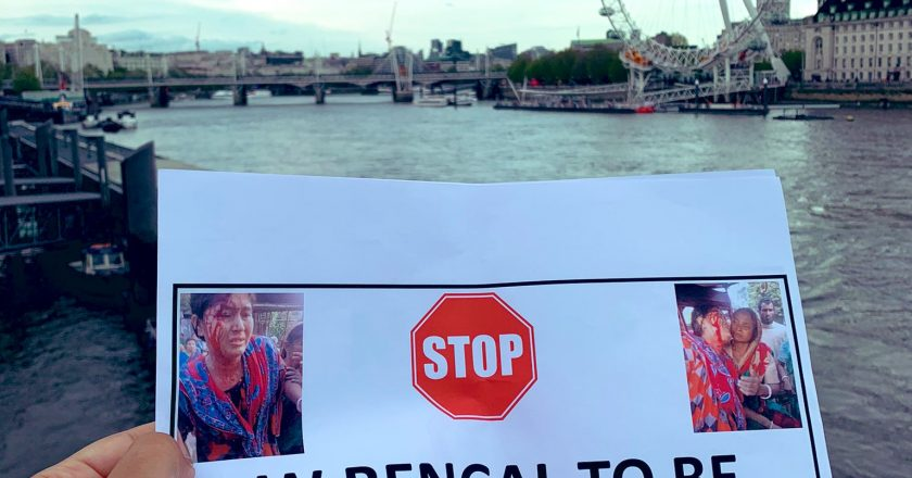 #BengalViolence catches global attention; Indian Diaspora Asks West Bengal Chief Minister to Stop Political Violence in the State