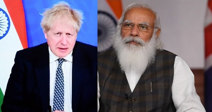India-UK Virtual Summit: Roadmap for 2030, cooperation in fighting Covid19, Comprehensive Strategic and Trade Partnership discussed