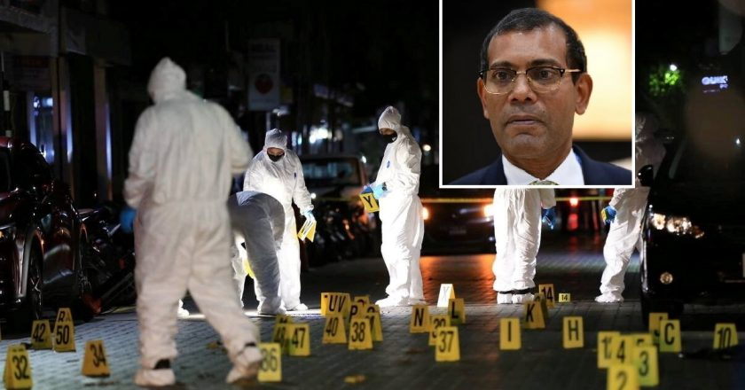Assassination Attempt on Mohamed Nasheed – Can India and the World ignore the rise of Militant Islam in the Maldives?