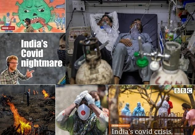 How reliable is the Western Media Coverage of India's Covid19 surge?