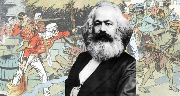 How Karl Marx, the father of Communism, justified Colonial British rule in India