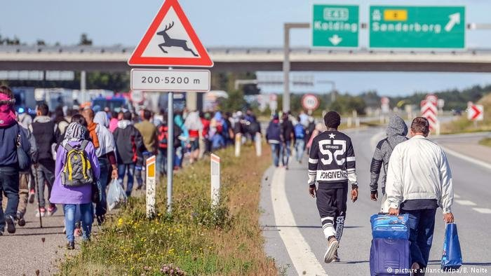 Denmark and Greece take measures to relocate refugees outside Europe