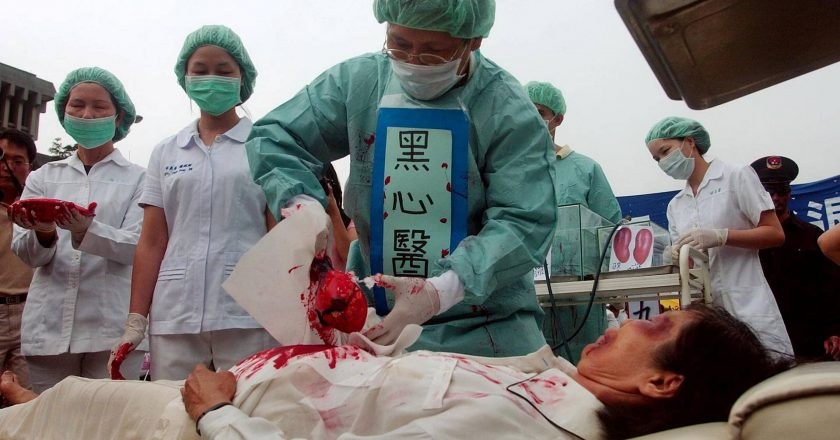China indulges in organised 'harvesting' of organs from religious, ethnic minorities, U.N. rights experts say