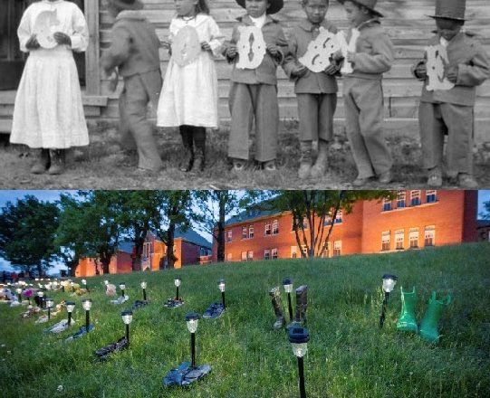 Genocide of Indigenous Children in Canada: Catholic Church run residential schools guilty of burying thousands of Indigenous Children