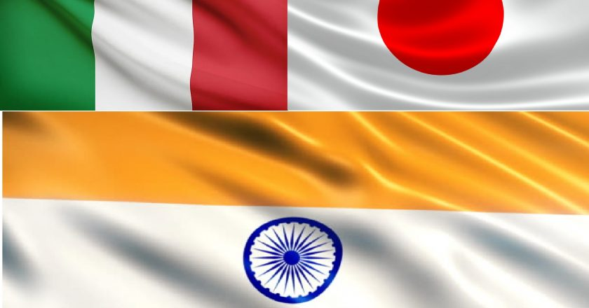 India-Japan-Italy Trilateral Summit calls for long lasting peace in Indo-Pacific region