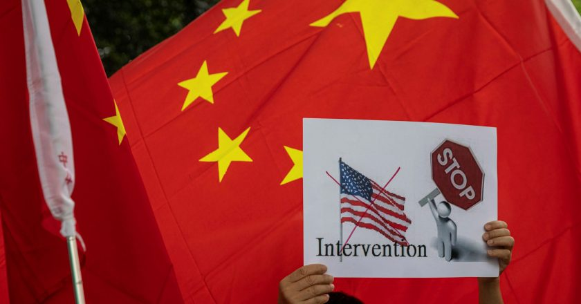 Explained: China's New legislation that arms the CCP government against Foreign sanctions