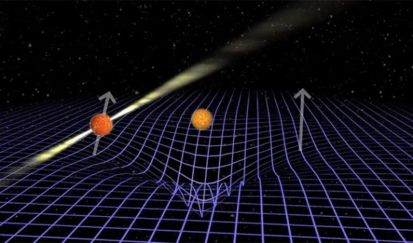 Scientists at S N Bose National Centre for Basic Sciences show Space-time induces neutrino oscillations