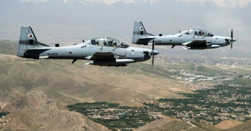 Pakistan air force providing close air support to Taliban in certain areas: Afghan Vice President