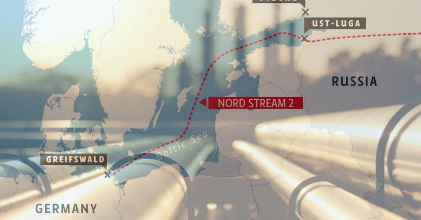 The Nord Stream-2: Russia to start Nord Stream-2 pipeline operations despite U.S. pressure