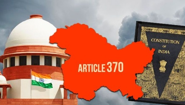 Abolition of Article370 – Secular or Communal?