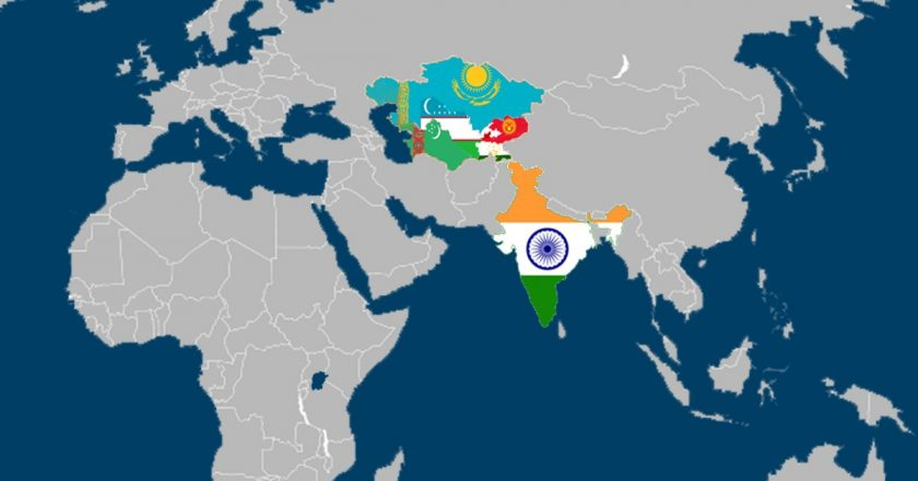 India in Central Asia – A Window of Opportunity