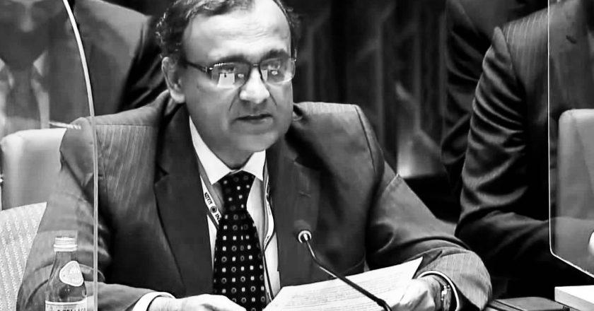 Need effective mechanism to address global vaccine inequity: India in UNSC
