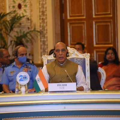 Terrorism is the most serious threat to international peace and security: India at SCO Defence Ministers meet
