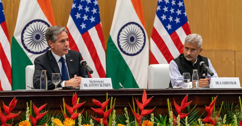 India's democracy is powered by its free-thinking citizens; India and US we can learn from each other: US Secretary of State Blinken